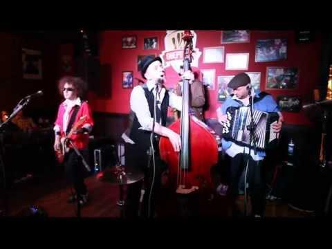 Billy's Band - Парижские сезоны (паб Овертайм, Калуга)