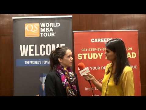 QS World MBA Tour 2016-Arizona State University