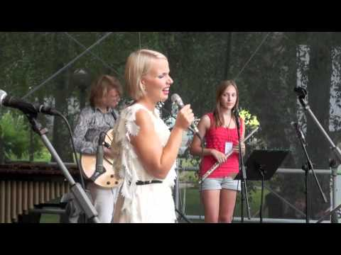 Saulkrasti Jazz 2011 Studentu koncerts. Maren Kessler ansamblis. II daļa.