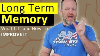 Long Term Memory - How To Improve it and What It Is!