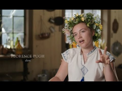 MIDSOMMAR (2019) Florence Pugh Special Features Clip // Exclusive