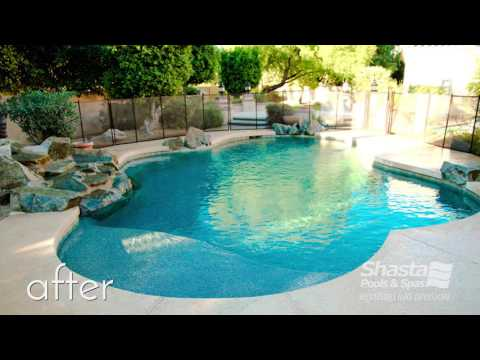 Phoenix Swimming Pool Remodeling