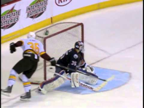 Nicklas Jensen's Sweet Shootout Goal