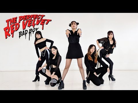 [EAST2WEST] Red Velvet (레드벨벳) - Bad Boy Dance Cover