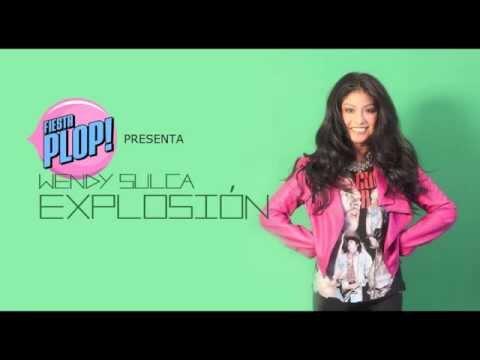Wendy Sulca - Explosión (Audio)