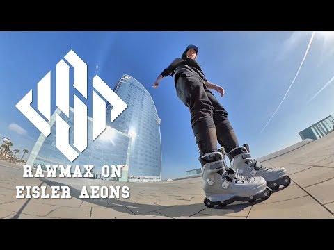 Video USD Roller Street AEON RICHIE EISLER Argent