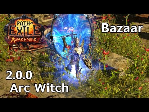 path of exile witch guide