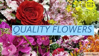 CHEAP FLOWERS SHOP ON/OFF LINE | HOW TO ARRANGE FLOWERS DIY