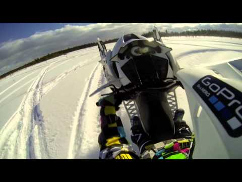Best snowmobiling clips on 2013