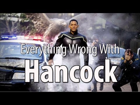 Everything Wrong With Hancock In 14 Minutes Or Less
