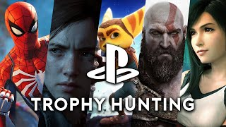PS4 Trophy Hunting - How I Got Started and My Full Collection (2019)