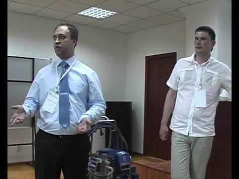 Презентация оборудования для Изоллата с семинара для клиентов в г. Астана