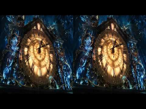 Alice Through The Looking Glass 3d trailer in 3d