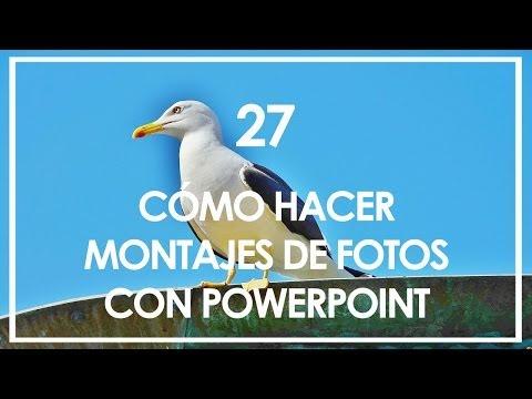 Como hacer que una imagen tenga movimiento en Power Point, como un gif ...