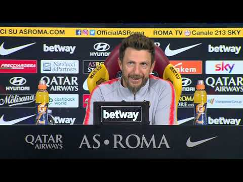 VIDEO - Di Francesco in conferenza stampa: