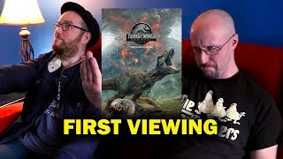 Jurassic World: Fallen Kingdom - First Viewing