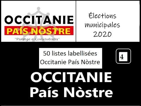 50 listes labellisées par Occitanie País Nòstre