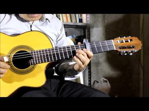 El tren pasajero Requinto tutorial Dueto las Palomas -Requintos rancheros con guitarra acústica