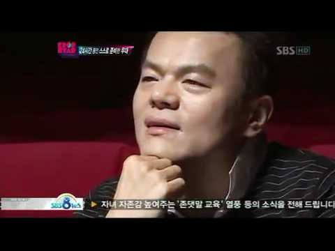 120108 [Kpop star] Park ji min & Lee Michelle  THE BOYS by SNSD