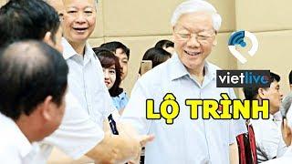 Lộ trình Tổng bí thư đảng kiêm Chủ tịch tỉnh Việt Nam