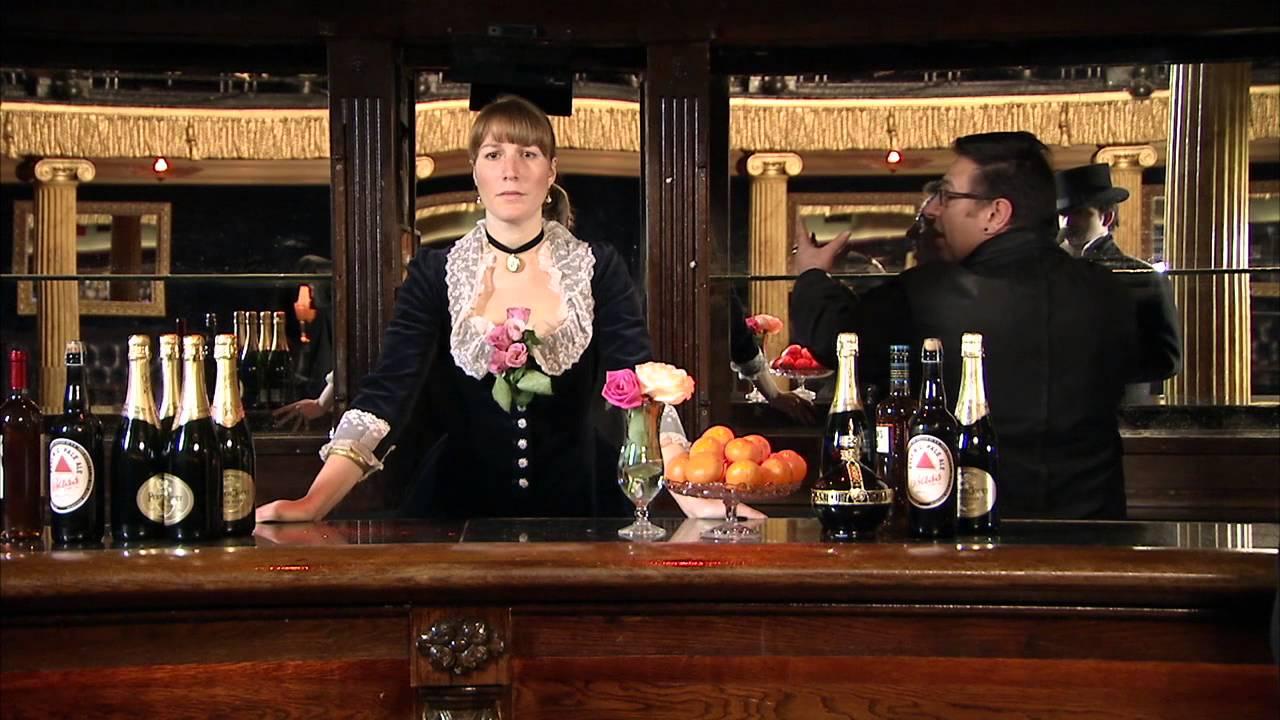 Manet s A Bar at...A Bar At The Folies Bergere Analysis