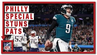 """The """"Philly Special"""" Stuns Belichick (Super Bowl LII) 