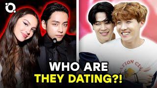 Personal Lives of BTS: Ideal Girlfriends Revealed! | ⭐OSSA Radar