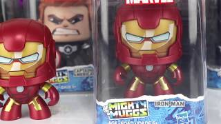 MARVEL Avengers SUPERHEROES Mighty Muggs Unboxing