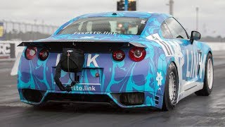 30 Minutes of the FASTEST GTR's in the WORLD!