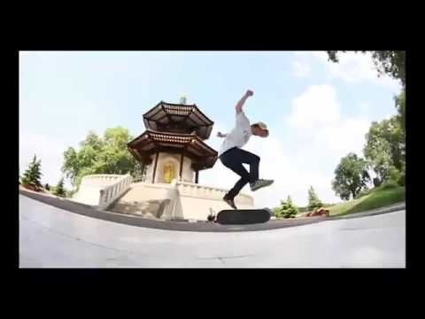 The Snowboard Shop Team Skateboard Deck - Purple