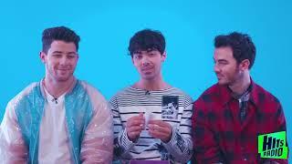 The Jonas Brothers answer the internet! | Hits Radio