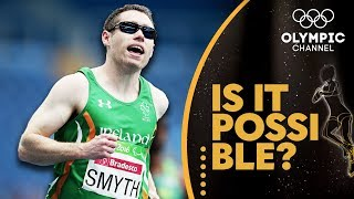 Paralympians running the 100m in less than 10 seconds? (ft. Jason Smyth) | Is It Possible?