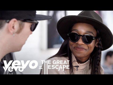Little Simz - Interview - Vevo UK @ The Great Escape Festival 2015