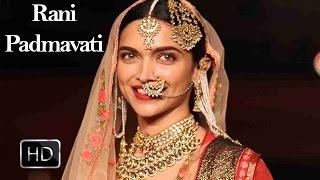 Rani Padmavati Movie Trailer | First Look | Deepika Padukone & Ranveer Singh | Movie 2017