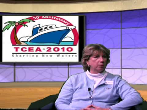 TCEA's Candace Threadgill