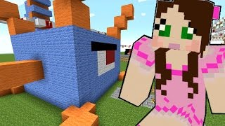 Minecraft: BIGGEST PUFFERFISH EVER! - DAPPER LAND - Custom Map