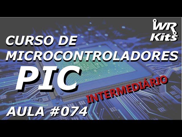 BOTÃO COM LED PIC18 | Curso de PIC #074