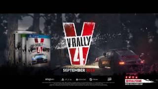 V-Rally 4 - Malaysia Gameplay Trailer