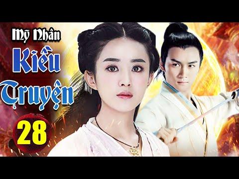 Phim Hay 2021 | MỸ NHÂN KIỀU TRUYỆN TẬP 28 | Phim Bộ Cổ Trang Trung Quốc Mới Hay Nhất