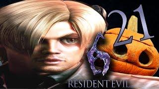 Resident Evil 6 - Everybody Do the Dinosaur - EP 21