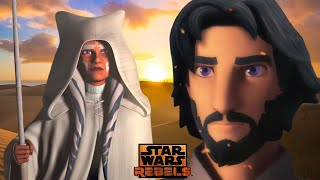 Star Wars Rebels Sequel Series FIRST Season Reportedly Complete!!