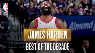 James Harden's Best Plays Of The Decade