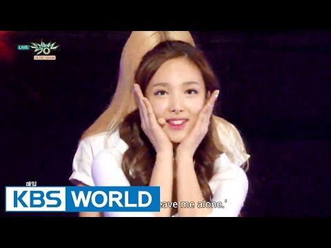 TWICE - Like OOH-AHH | 트와이스 - OOH-AHH 하게 [Music Bank COMEBACK / 2015.11.06]