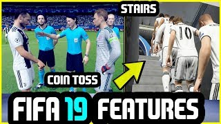 FIFA 19 SECRET Features - That Are ONLY On The Nintendo Switch Version