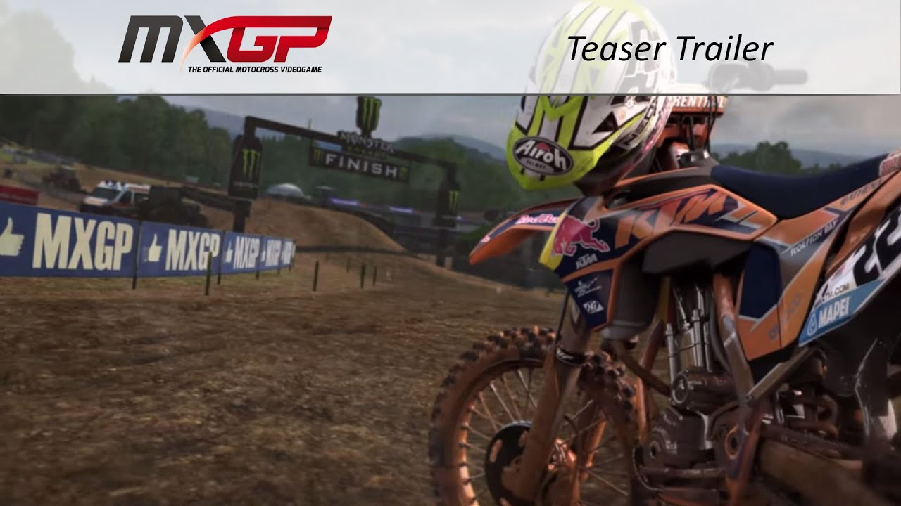 mxgp teaser trailer xbox 360 ps3 ps vita and pc. Black Bedroom Furniture Sets. Home Design Ideas