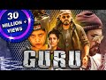Guru (2018) New Released Hindi Dubbed Full Movie  Venkatesh, Ritika Singh, Nassar