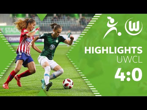 Wolfsburg vs Atletico Madrid