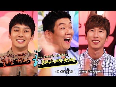 Hello Counselor - Heo Gyeonghwan, Yang Sangguk, Yu Minsang & more! (2013.10.14)