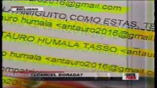 Antauro Humala ejerce poder desde la carcel
