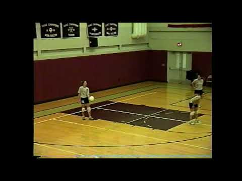 NCCS - AVCS Volleyball 12-21-99